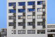 Fassade im Bauhausstil