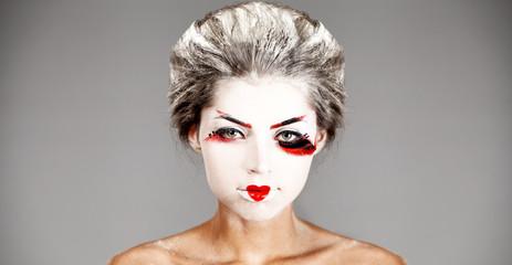Japane make up