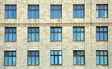 building with windows