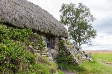 Cottage at Culloden Battlefield