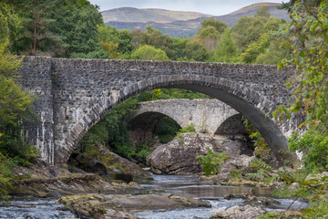 Old Scottish Stone Bridge