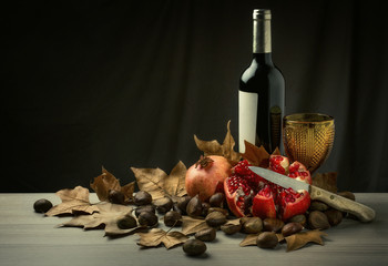 Seasonal Still-life