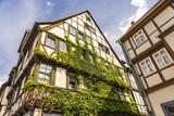 Fototapety Alte deutsche Häuser (Quedlinburg)