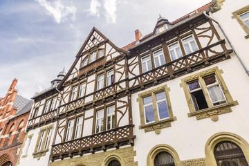Alte deutsche Häuser (Quedlinburg)