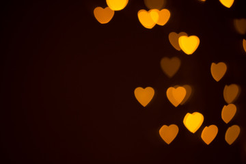 defocused hearts