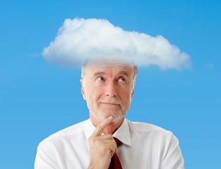 Mind in a cloud