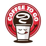Fototapety COFFEE TO GO