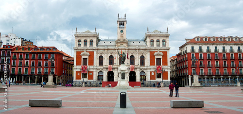 canvas print picture Valladolid