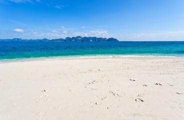 plage de Poda Island en ThaÏlande