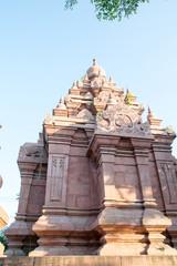 Phra Borommathat Chaiya pagoda, Ancient Siam, Thailand
