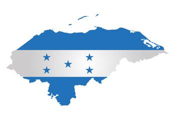 Flag of the Republic of Honduras