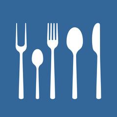 Set of cutlery