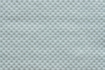 wafer texture paper napkin of white shade