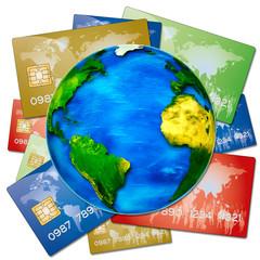 Crédit en carte bancaire