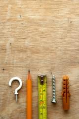 Carpentry Tools and materials