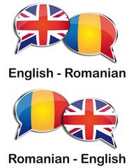 English Romanian translator cloud
