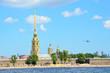 Постер, плакат: Санкт Петербург Петропавловская крепость