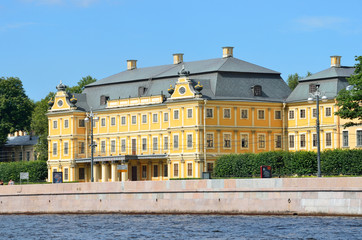 Дворец князя А.Д. Меншикова, Санкт-Петербург