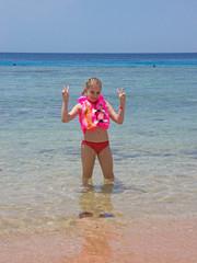 girl on sea 2