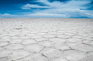 Salar de Uyuni, Salt flat in Bolivia
