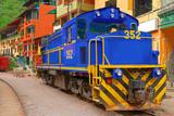 Peru Machu Picchu train