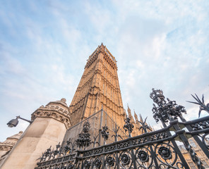 Magnificence of The Big Ben - London