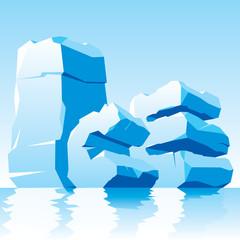 Frozen word ice