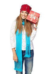 Winter holidays gift