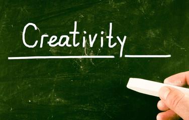 creativity concept