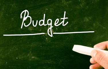 budget concept