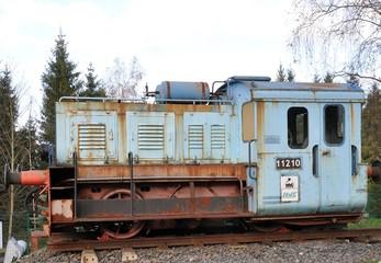 Alte Bahn in Oberweißbach