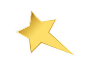 goldene sternschuppe