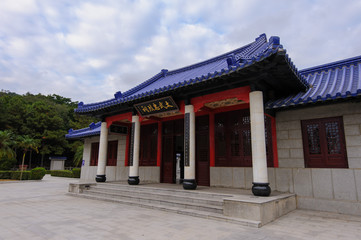 martyrs' shrine in Kinmen, Taiwan