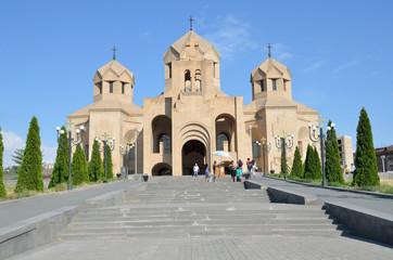 Кафедральный собор Григория Просветителя в Ереване