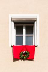 Bayerische Hausfassade