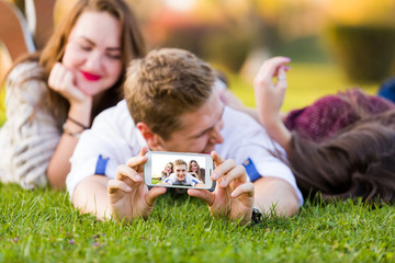 Advancing technology social network