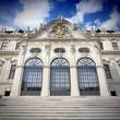 Vienna - Belvedere Castle