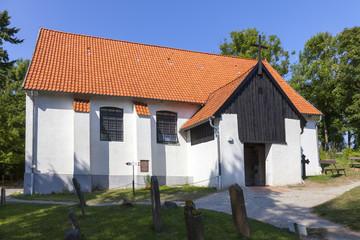 Kirche auf Hiddensee
