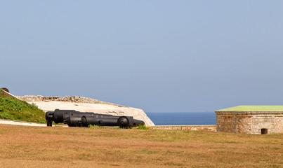 Старая крепость в центре Гаване
