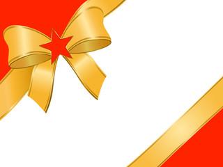 Schleife,stern,Weihnachtsstern,geschenkpaket,verpackung,rot