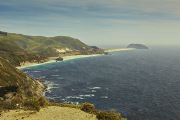 Highway One Pazifik
