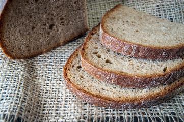 texture of bread