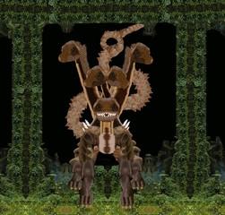 mitologia hidra