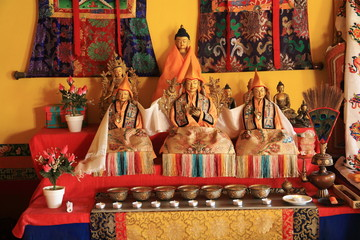 oggetti religione buddista