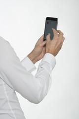 business man con phone