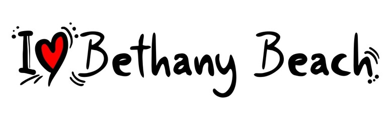 Bethany beach love