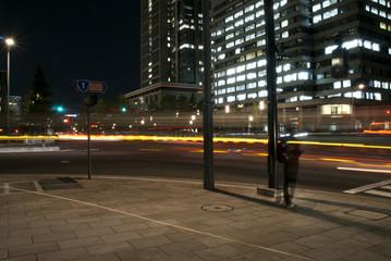 Tokyo Street Flash