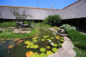 accoglienza turistica parco nazionale del kruger sudafrica