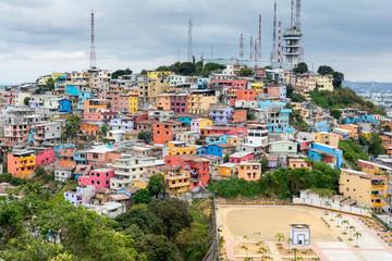 Las Penas neighborhood, Guayaquil (Ecuador)