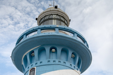Lighthouse of Santa Ana hill, Guayaquil (Ecuador)